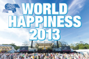 WORLD HAPPINESS 2013