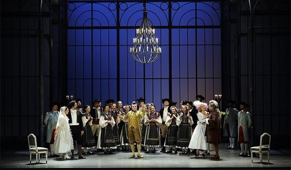 プラハ国立劇場 モーツァルト歌劇「フィガロの結婚」[横須賀公演]