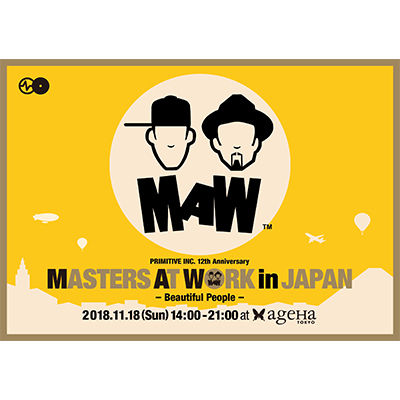 MASTERS AT WORK in JAPAN