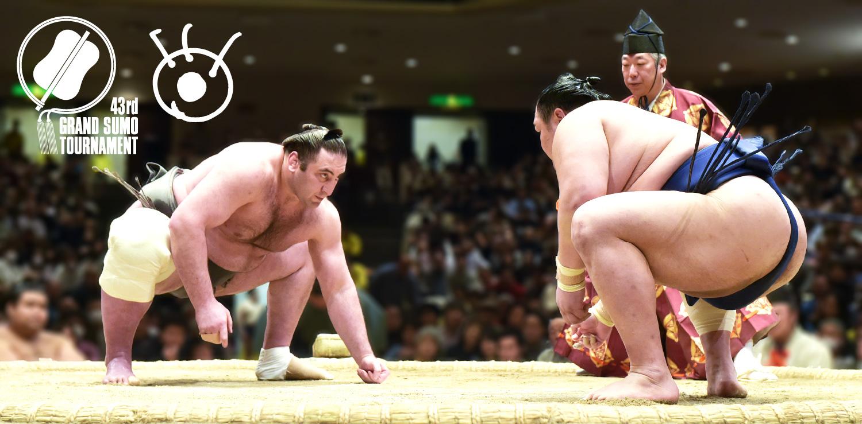 日本大相撲トーナメント第四十三...