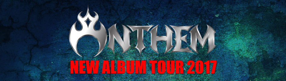 CLUB CITTA' PRESENTS ANTHEM「NEW ALBUM TOUR 2017」