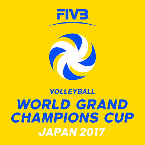 FIVB Volleyball WORLD GRAND CHAMPIONS CUP JAPAN 2017