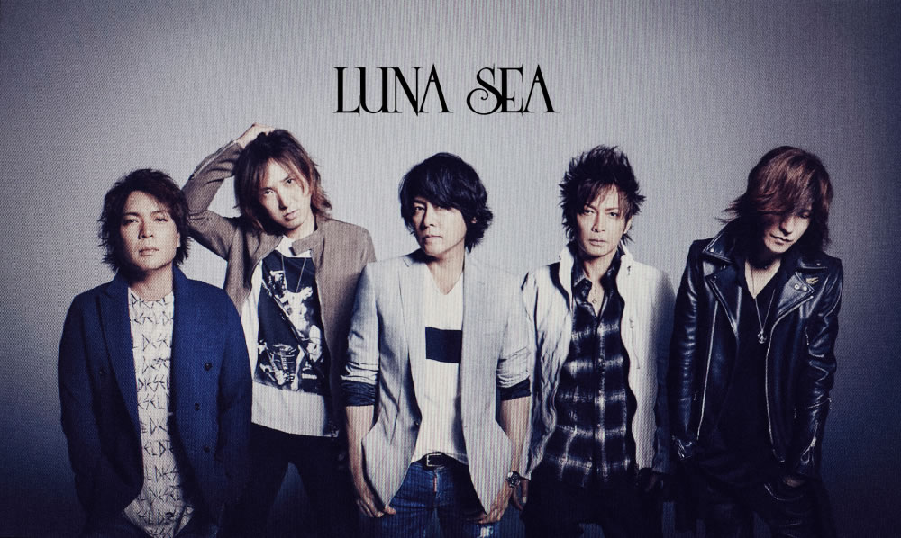 LUNA SEA LUV TOUR 2018